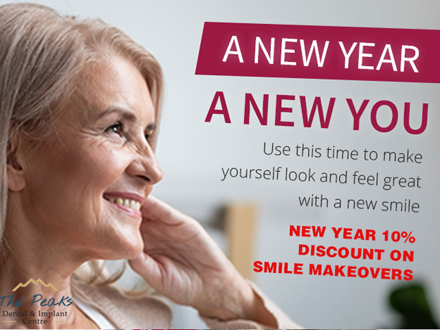 Dental Smile Makeover Offer